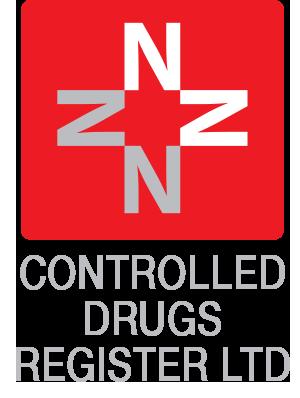 NZ Controlled Drug Register Books